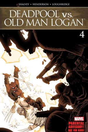 Deadpool Vs. Old Man Logan #4