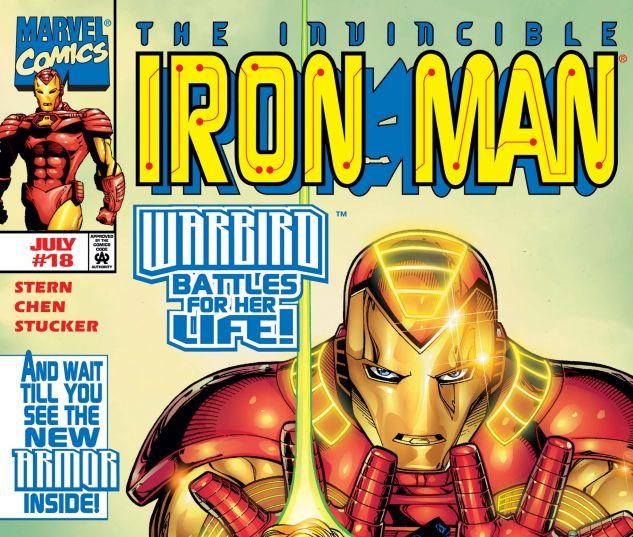 IRON MAN (1998) #18