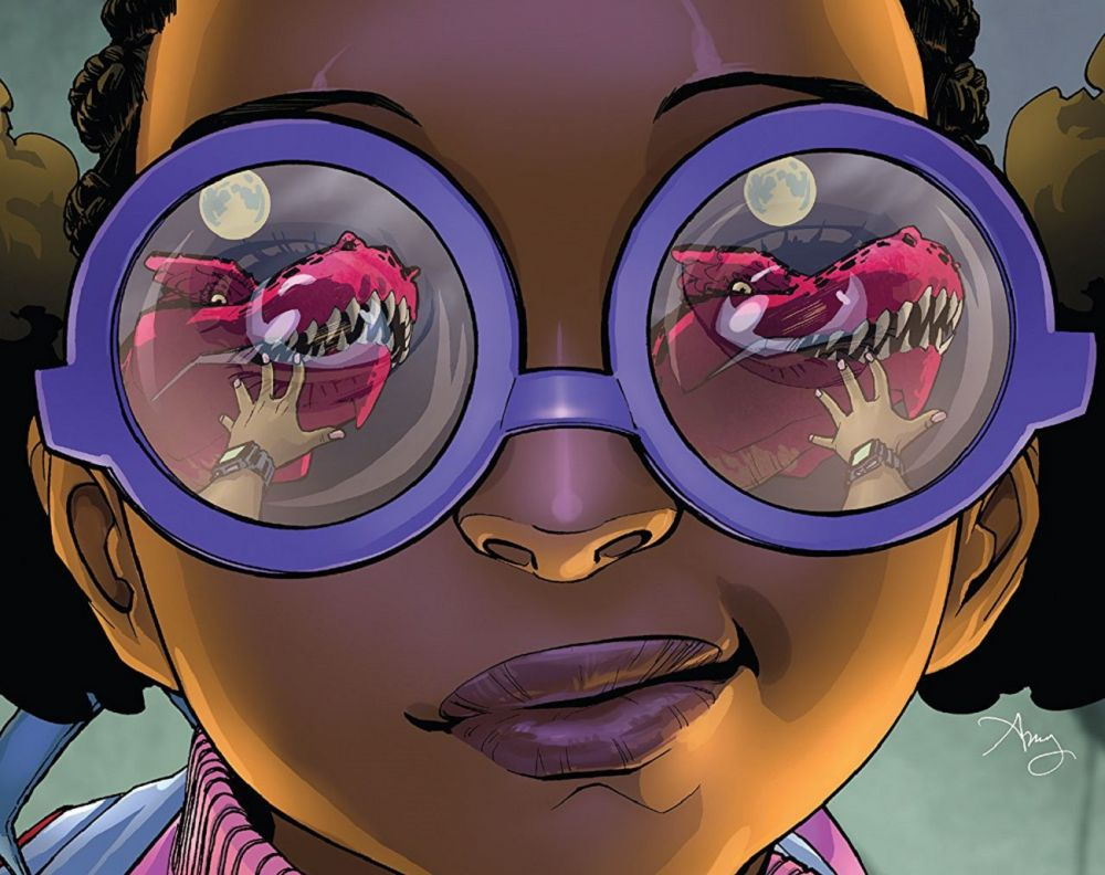 Congrats to Moon Girl and Devil Dinosaur