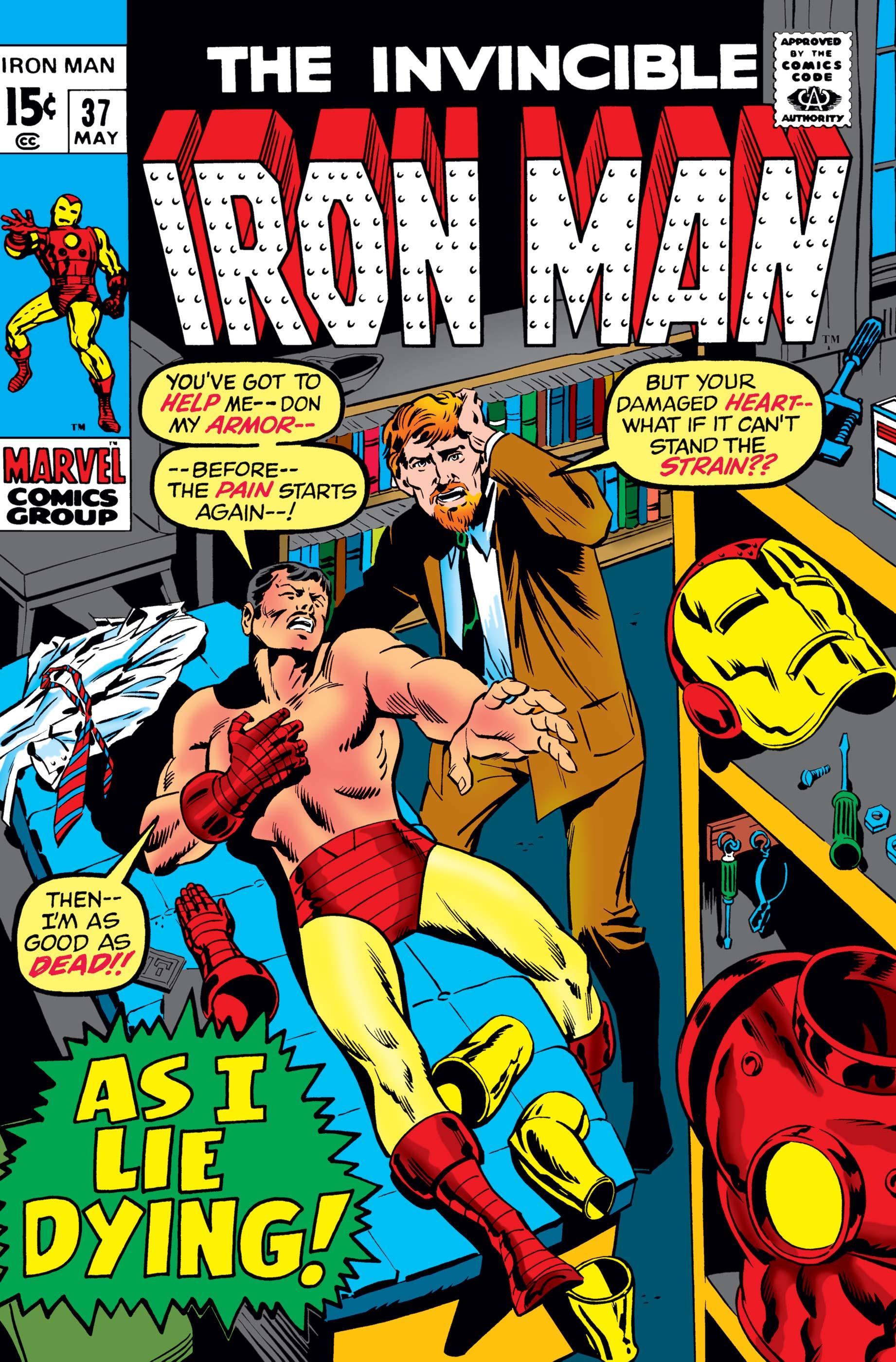 Iron Man (1968) #37
