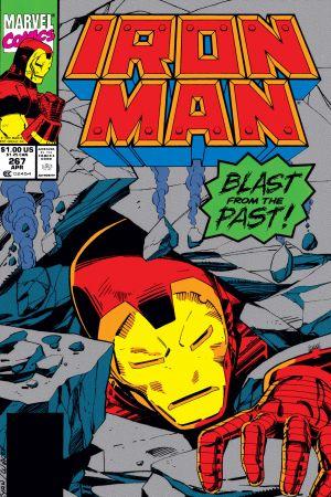 Iron Man #267