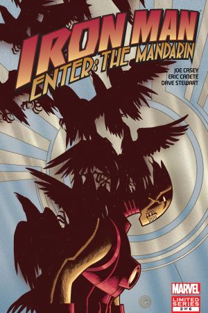 Iron Man: Enter the Mandarin #3