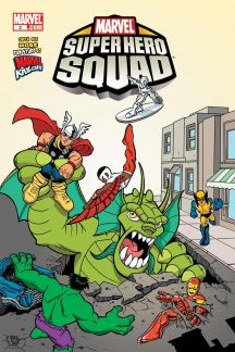 Marvel Super Hero Squad #3