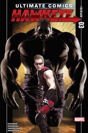 Ultimate Comics Hawkeye (2011) #3