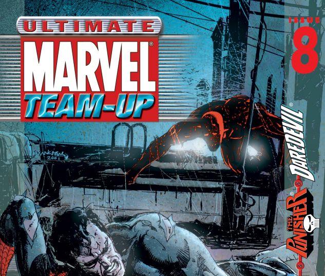 Ultimate Marvel Team-Up (2001) #8