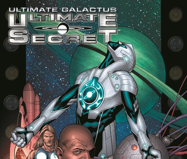 ULTIMATE GALACTUS BOOK 2: SECRET 0 cover