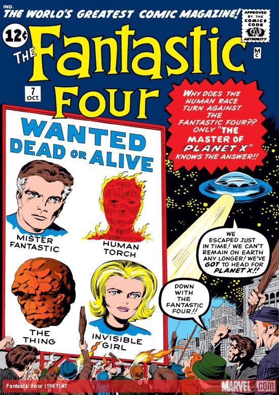 Fantastic Four (1961) #7