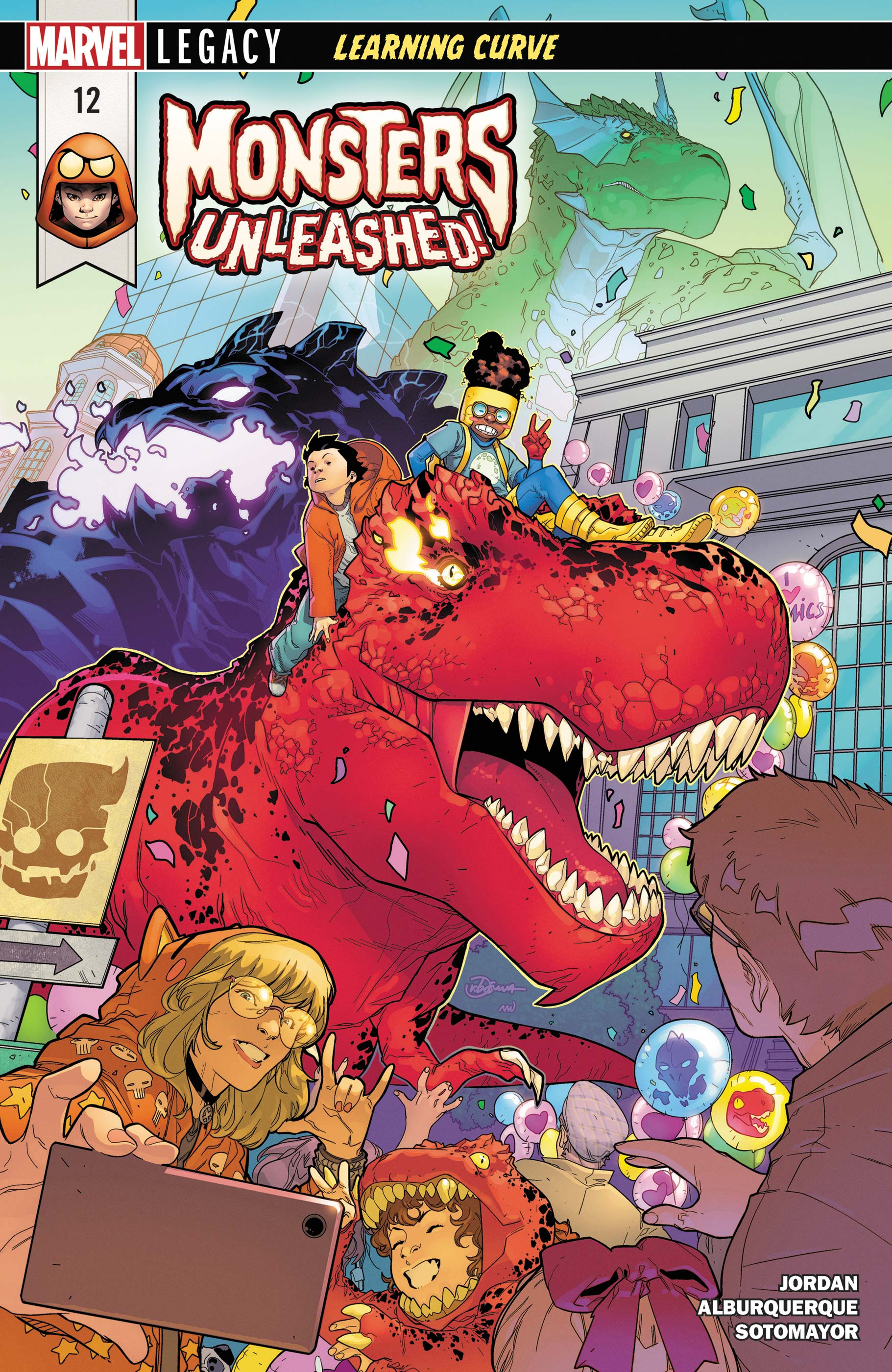 Monsters Unleashed (2017) #12