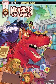Monsters Unleashed #12