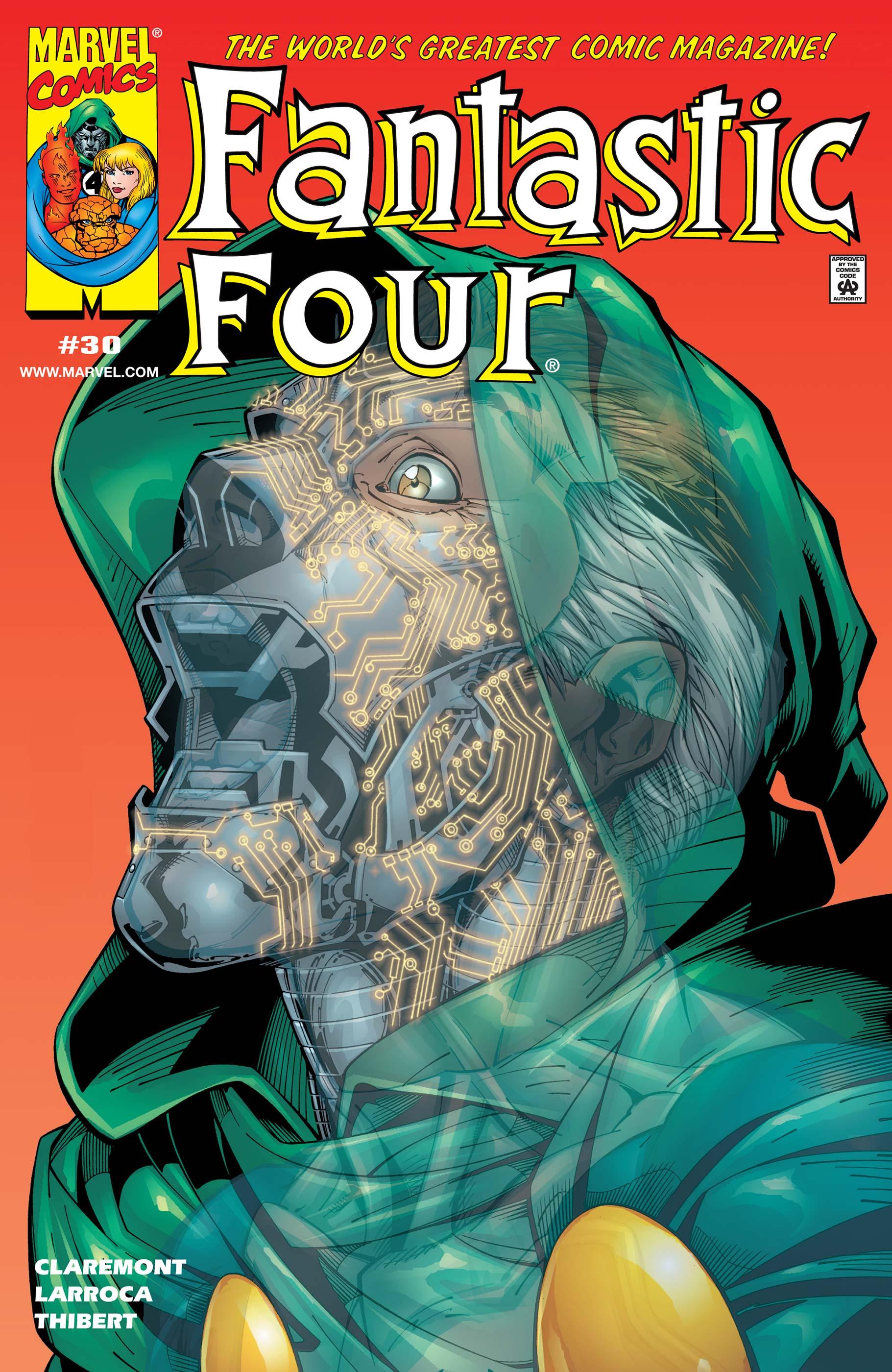 Fantastic Four (1998) #30