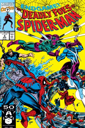Deadly Foes of Spider-Man #4