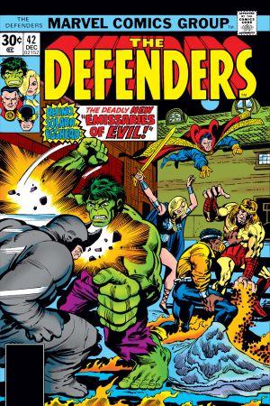 Defenders (1972) #42