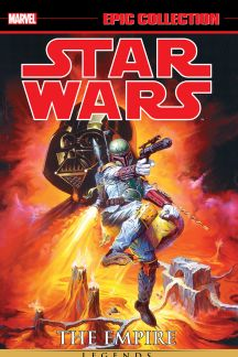 Star Wars Legends Epic Collection: The Empire Vol. 4 (Trade Paperback)