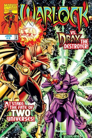 Warlock (1998) #3