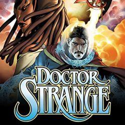 Doctor Strange (2018)