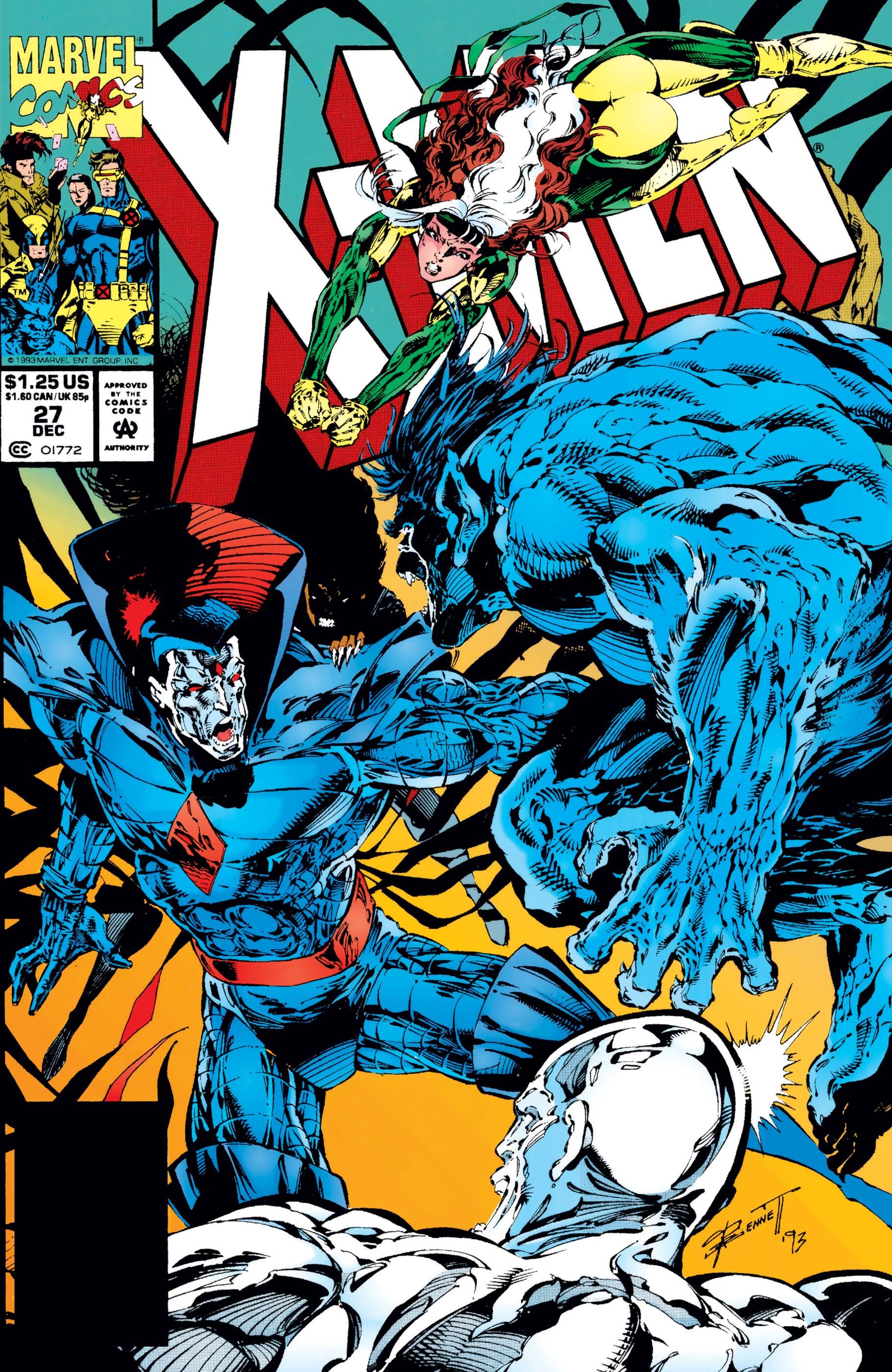 X-Men (1991) #27
