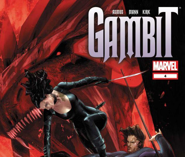 Gambit (2012) #4