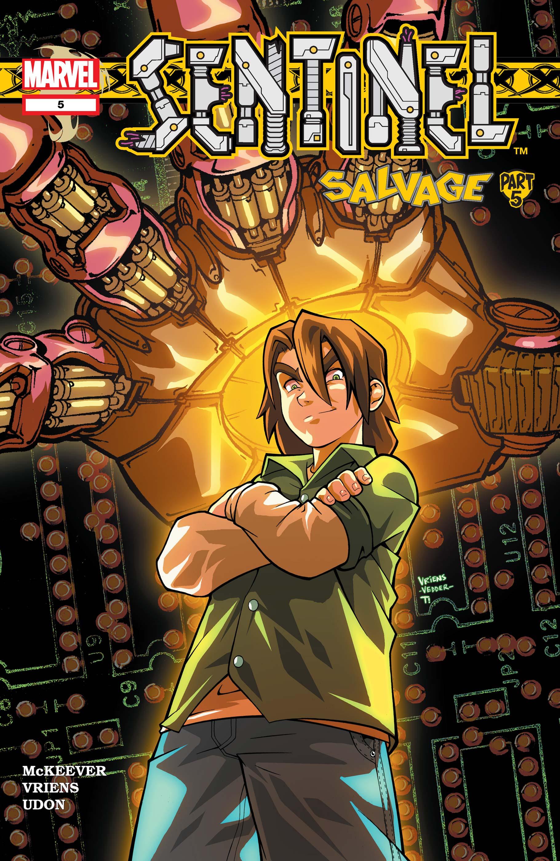 Sentinel (2003) #5