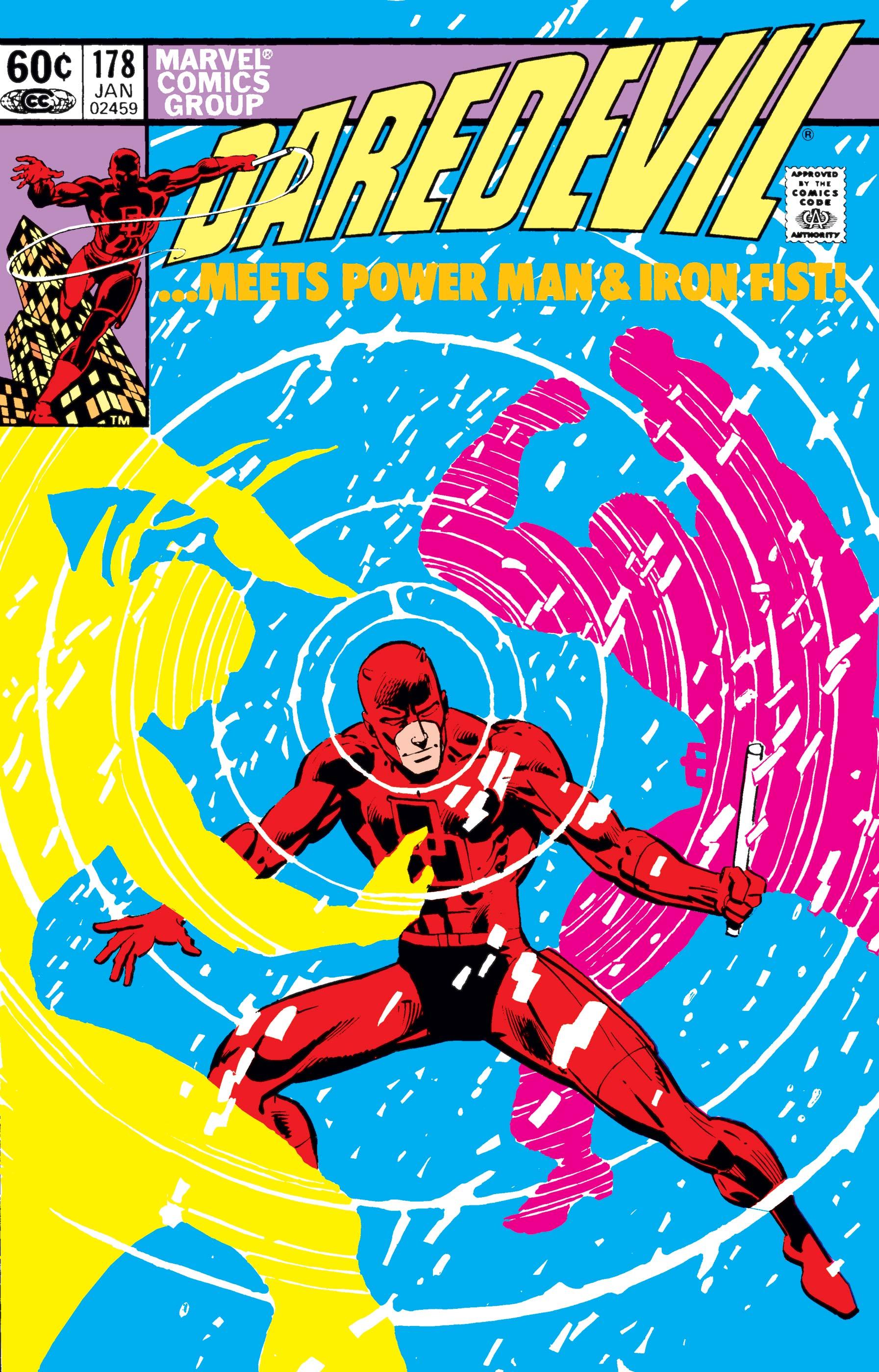Daredevil (1964) #178