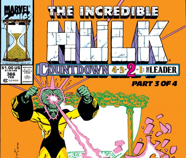 Incredible Hulk (1962) #366