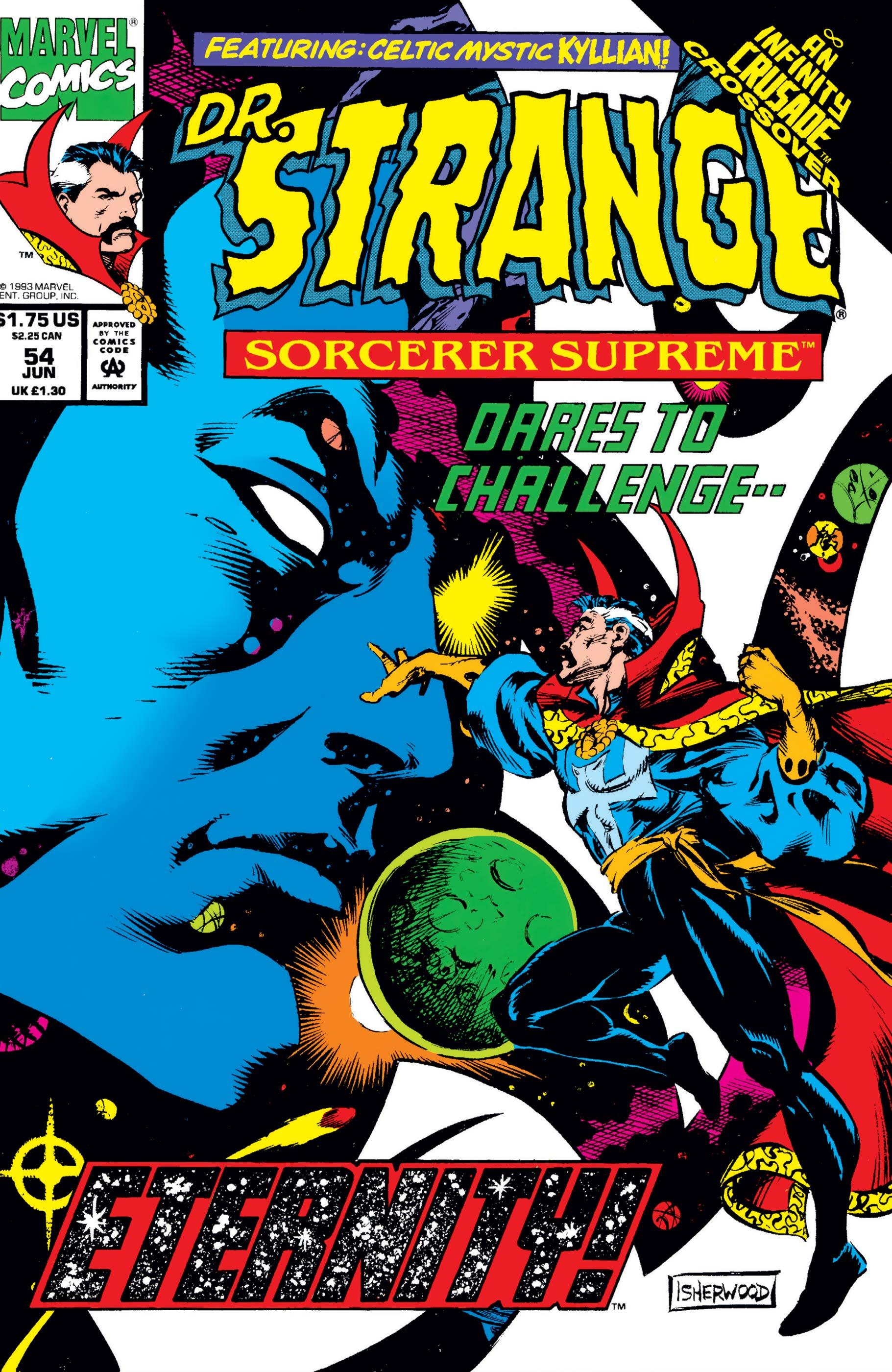 Doctor Strange, Sorcerer Supreme (1988) #54