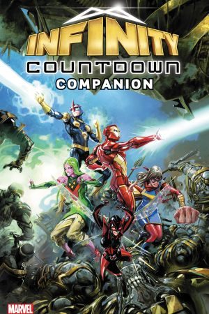 Infinity Countdown: Companion (Trade Paperback)