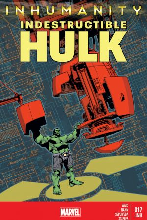 Indestructible Hulk #17