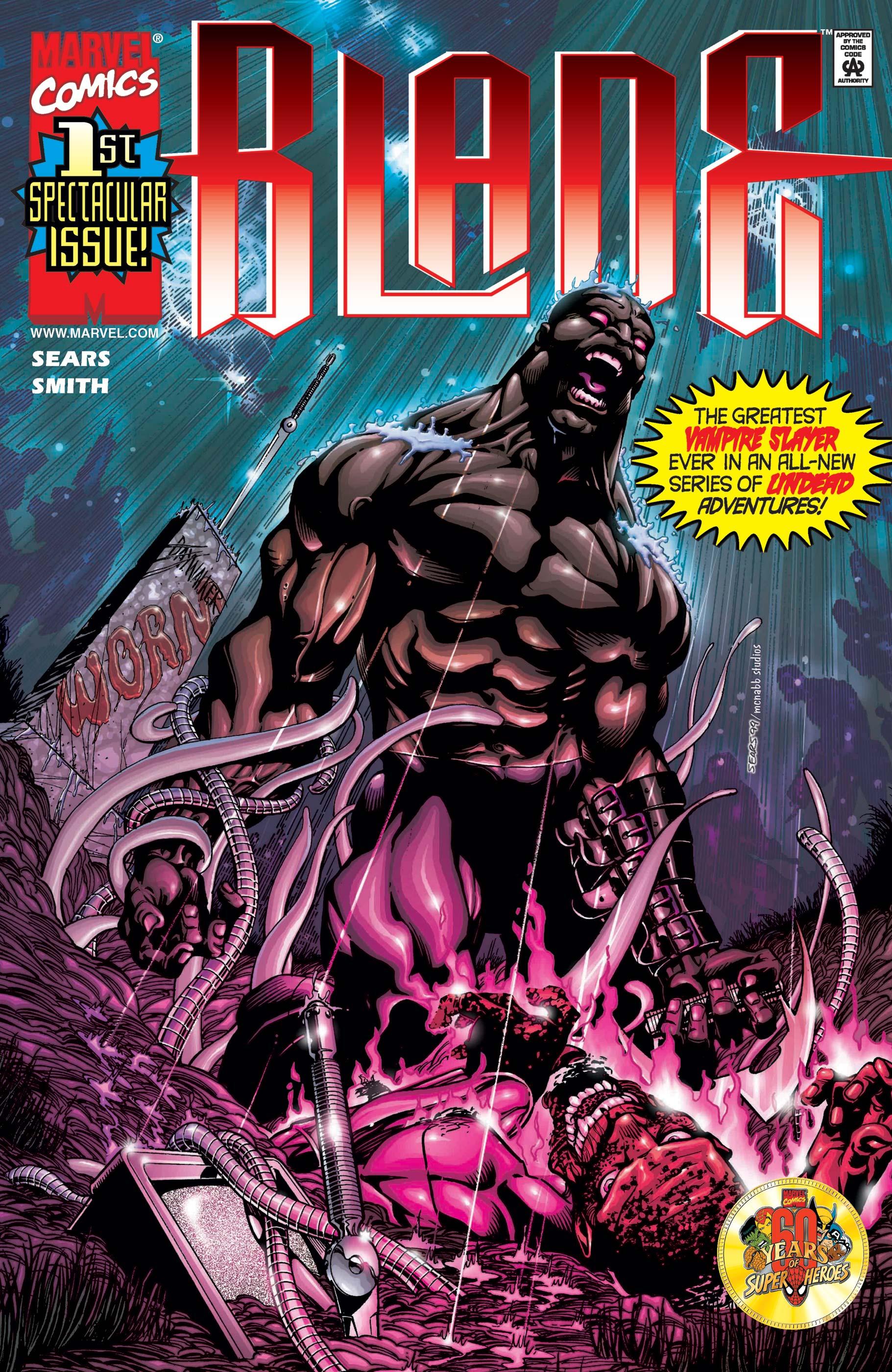 Blade: Vampire Hunter (1999) #1