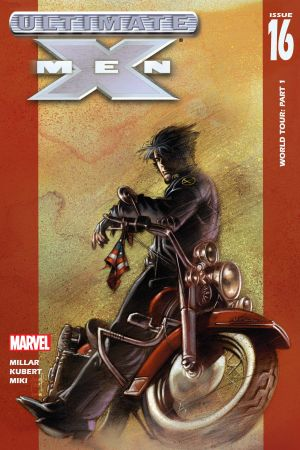 Ultimate X-Men (2000) #16