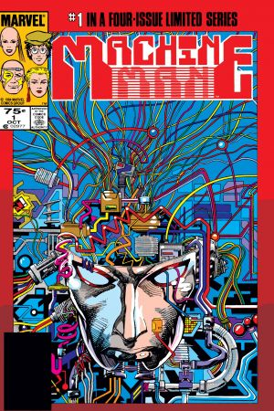Machine Man (1984) #1