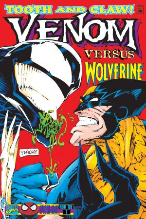 Venom: Tooth and Claw (1996) #1