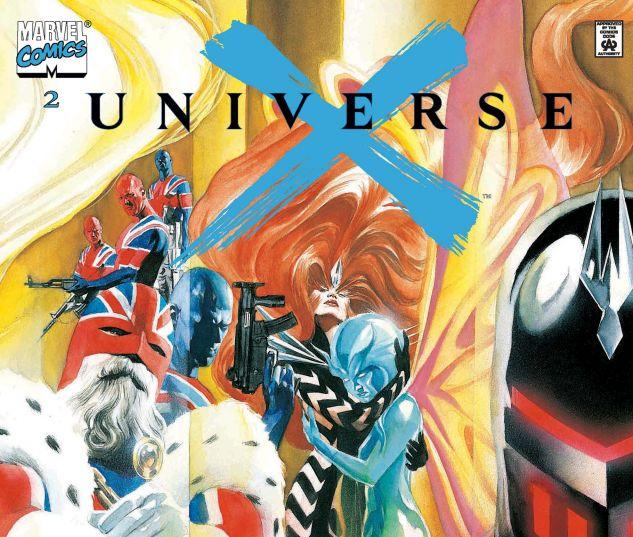 Universe X (2000) #2