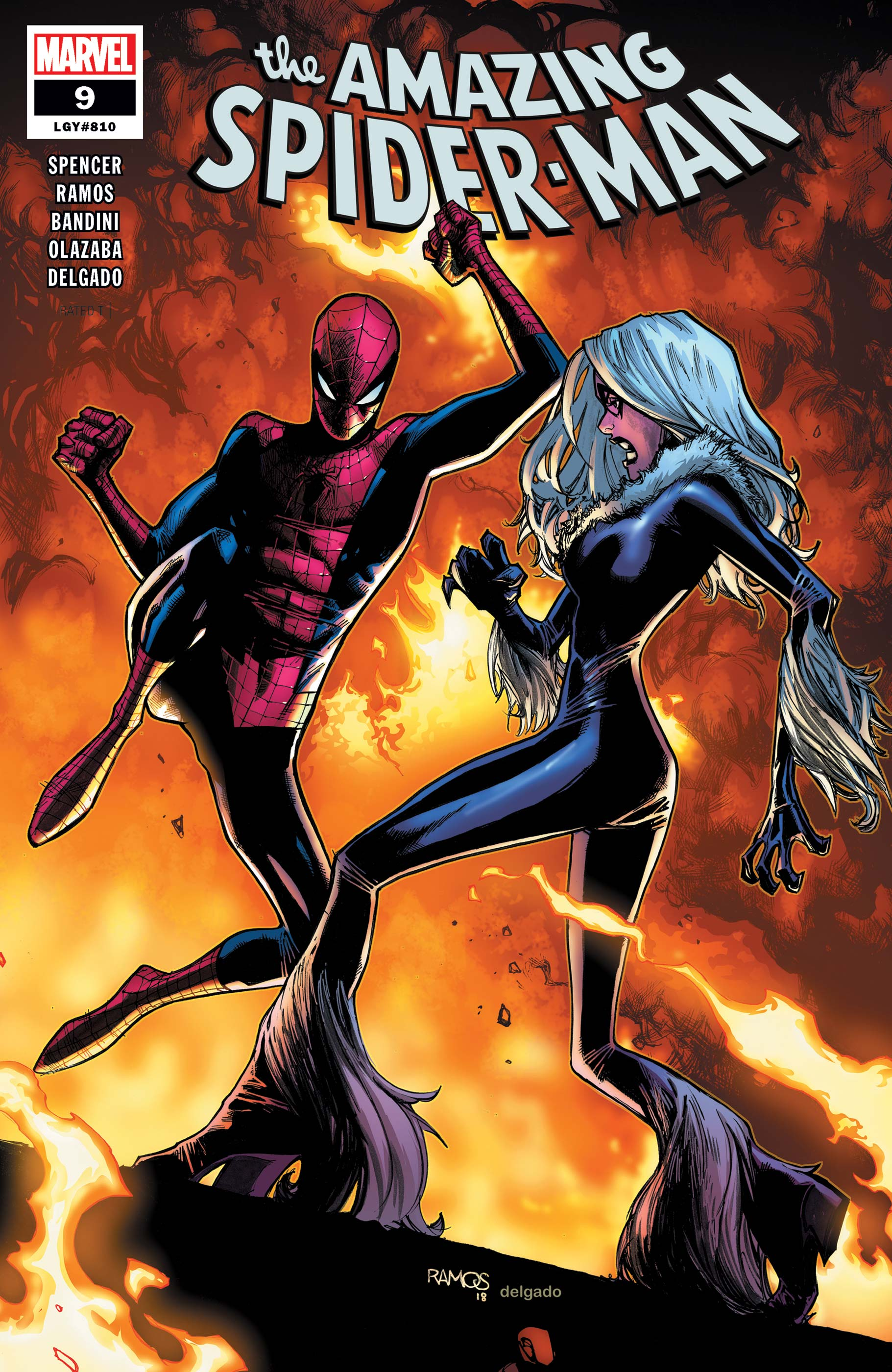 The Amazing Spider-Man (2018) #9