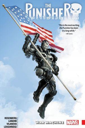 The Punisher: War Machine Vol. 2 (Trade Paperback)