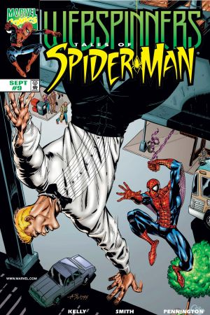 Webspinners: Tales of Spider-Man #9