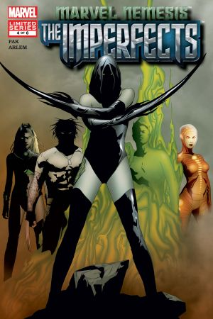 Marvel Nemesis: The Imperfects (2005) #4