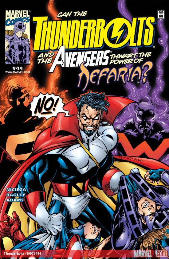 Thunderbolts (1997) #44