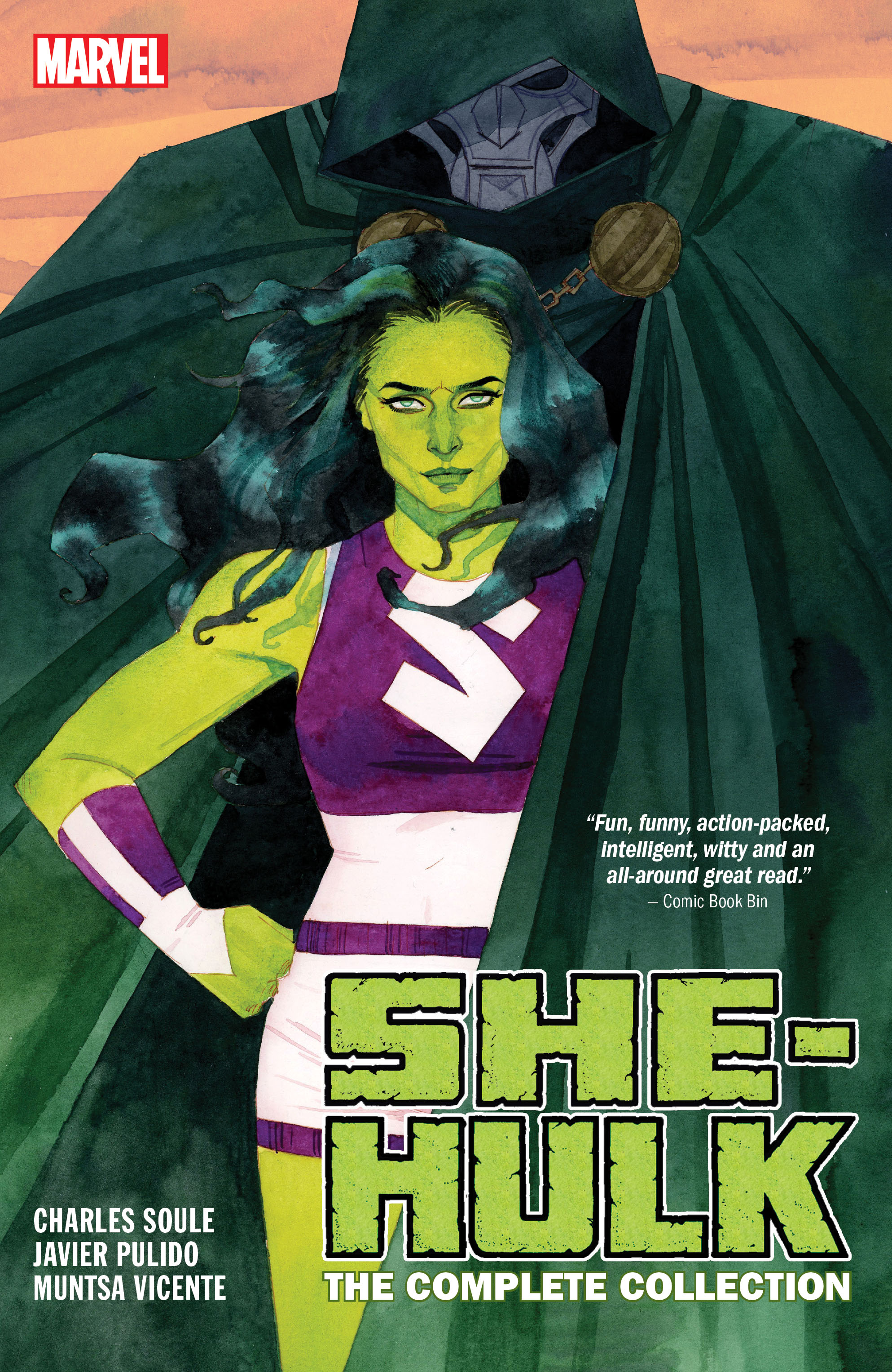 She-Hulk by Soule & Pulido: The Complete Collection (Trade Paperback)