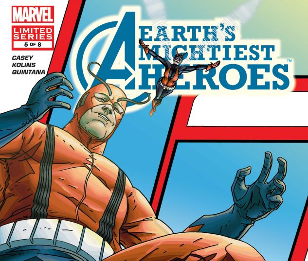 Avengers: Earth's Mightiest Heroes (2004) #5