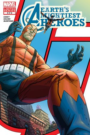 Avengers: Earth's Mightiest Heroes #5