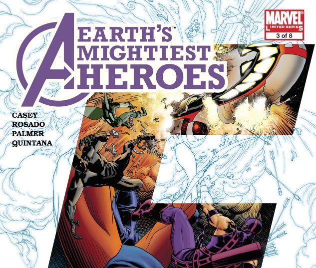 Avengers: Earth's Mightiest Heroes II (2006) #3