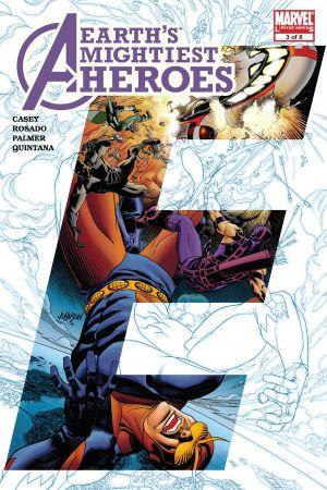 Avengers: Earth's Mightiest Heroes II #3
