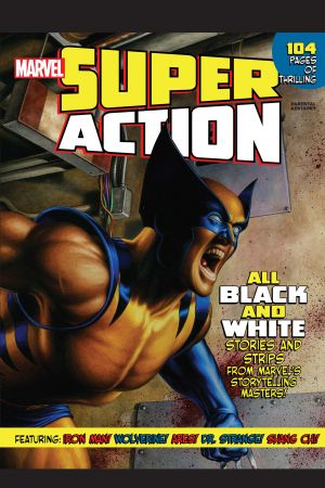 Marvel Super Action (2011) #1