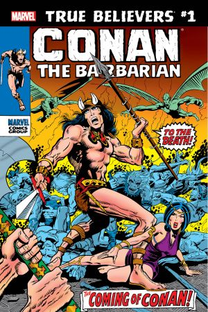 True Believers: Conan the Barbarian (2019) #1
