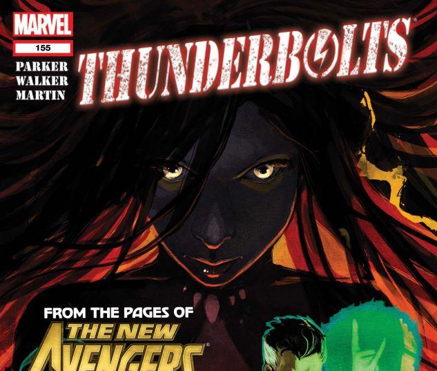 THUNDERBOLTS (2006) #155