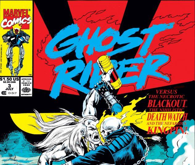 GHOST RIDER (1990) #3