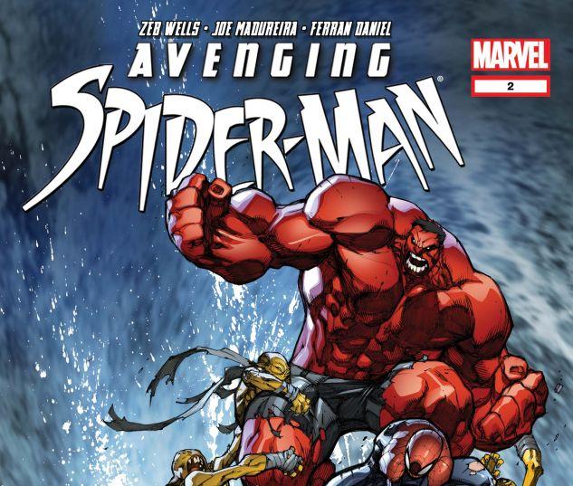 Avenging Spider-Man (2011) #2
