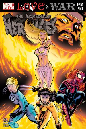 Incredible Hercules (2008) #125