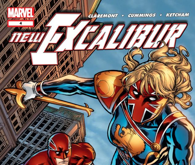 NEW EXCALIBUR (2005) #4