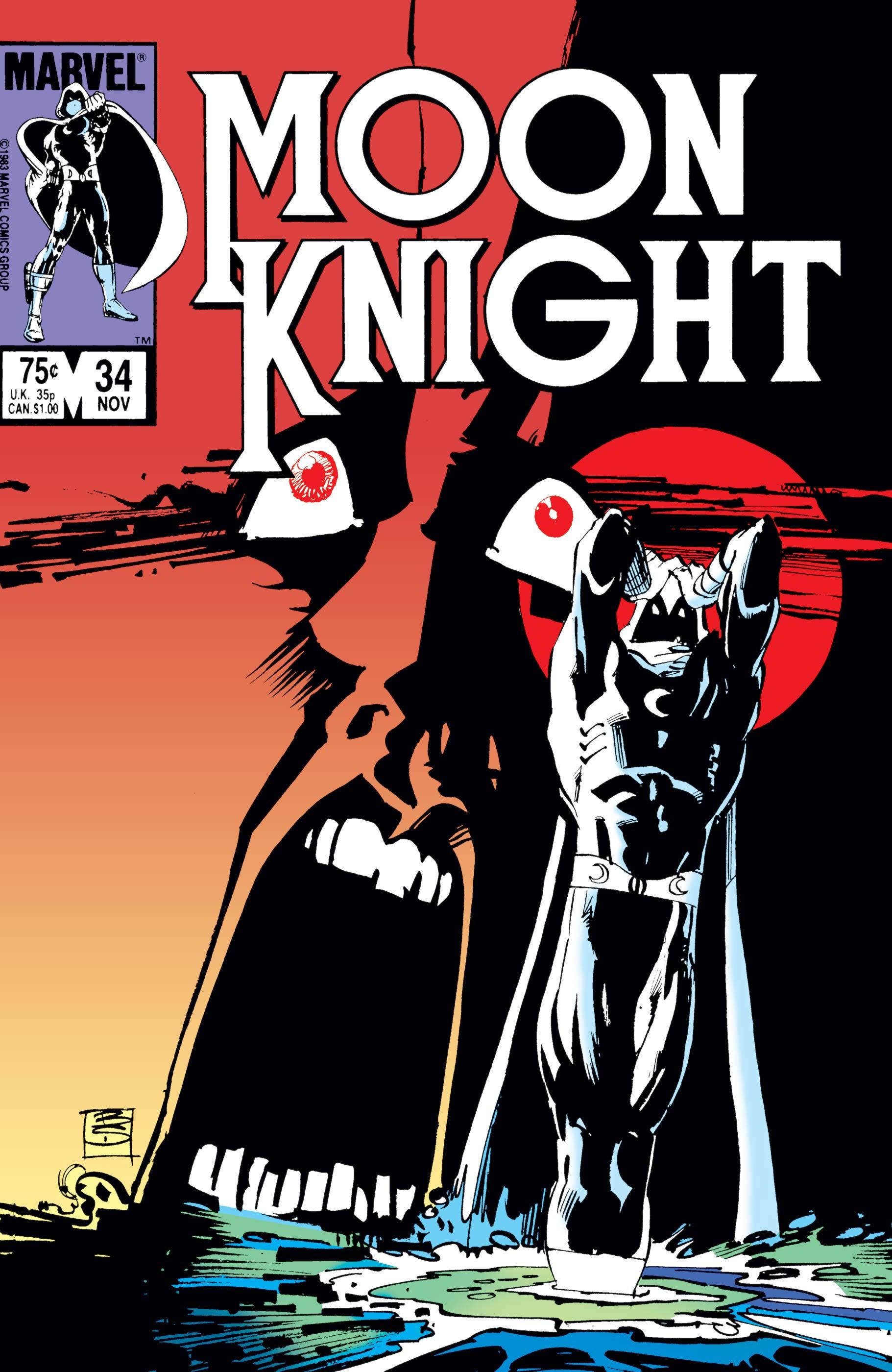 Moon Knight (1980) #34